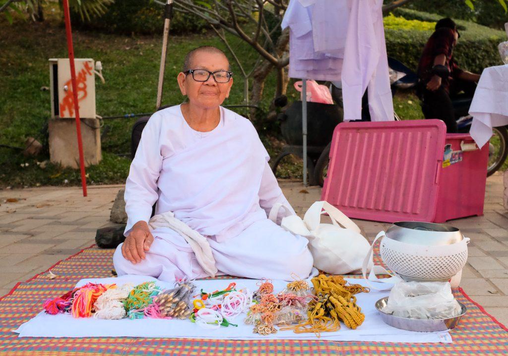 Meditație călugări budiști